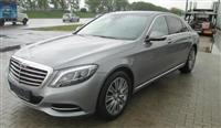 Mercedes Benz S 350 4matic -14 Premium Long
