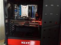 AMD A10-6800K, Asus F2A85-M Pro, 8GB HyperX Fury