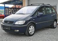 Opel Zafira 2.0dti 7sedista -02