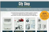 Veleprodaja i maloprodaja tehnicke robe City shop
