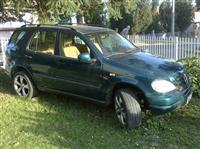 Mercedes Banz Ml 320 -98