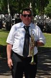 Muzičar, Trubač,  sviram sahrane