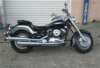Yamaha xvs 650 drag star -09