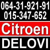 Citroen Delovi