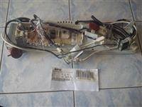 BIRA ves masina WM 442 CB2 -KOMPLET ELEKTRON