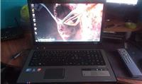Acer i5 4x2.27 8gb ram 640gb 17,3 in