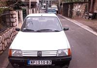 Peugeot 205 kupe -90