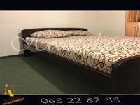 Bracni krevet Kan wenge 180x200