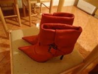 Cizme crvene