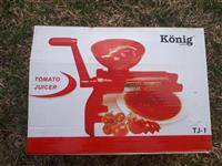 masina za mlevenje paradajza