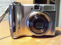 Digitalni foto aparat Canon power shot