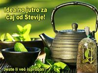 Stevija suseno lisce caj