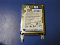 """Hard disk 2,5"""" WD 320Gb laptop"""