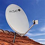 M:SAT TV televizija preko satelita Leskovac i okol