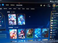league of legenda acaunt