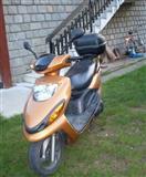 Yamaha cignus 125cc
