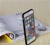 Crni bamper maska za Iphone 6/6s
