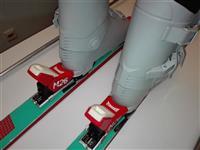 ELAN skije FULL štapovi +Gratis Gojzerice Rukavice