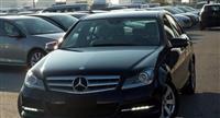 2012 Mercedes Benz C 200 cdi xenon navi koža
