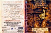 ALICE COOPER Brutally Live DVD 9