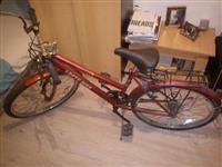 Zenski bicikl 18 brzina