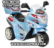 Akcija Mali Motor Svetlo Plavi