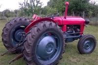 Traktor i priključne mašine