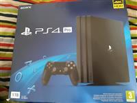 PS4 PRO 1TB Novo u fabrickom pakovanju