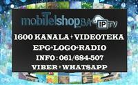 Najkvalitetnija IPTV 1650 KANALA - SERVIS 24/7 IN