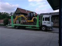 Prevoz svih vrsta vozila I mehanizacije