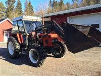 Traktor Zetor 7245 M