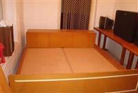 Spavaca soba i ugaona garnitura
