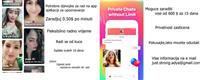 Konkurs za posao cure/zene dating app I