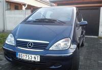 Mercedes A 160 LONG   - 01