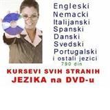 KURSEVI SVIH STRANIH JEZIKA na DVD-u