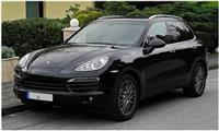Porsche Cayenne turbo SUV -02