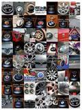 Znak za auto, za felne, stikeri,nalepnice