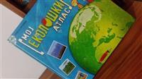 """Knjiga """"moj ekoloski atlas"""""""