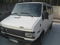 Kombi Fiat Dukato