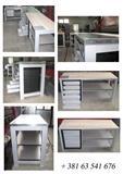 Radni stolovi i kolica