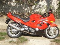 Suzuki GSX600f 2002