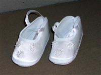 Baletanke od satena za bebu