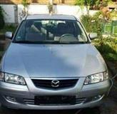 2001 Mazda 626 2.0