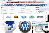 Izrada-Održavanje i ažuriranje sajtova