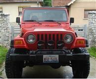 Jeep Wrangler - 01