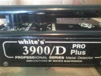 Metal detektor WHITE S 3900 D Pro Plus
