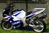 Suzuki gsxr 750 -02