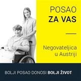Poslovna ponuda - Negovateljica u Austriji