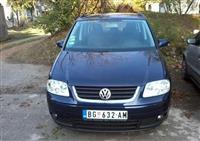 VW Touran TDi -05