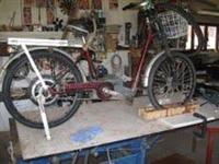Servis elektricn.bicikala i tricikla Subotica